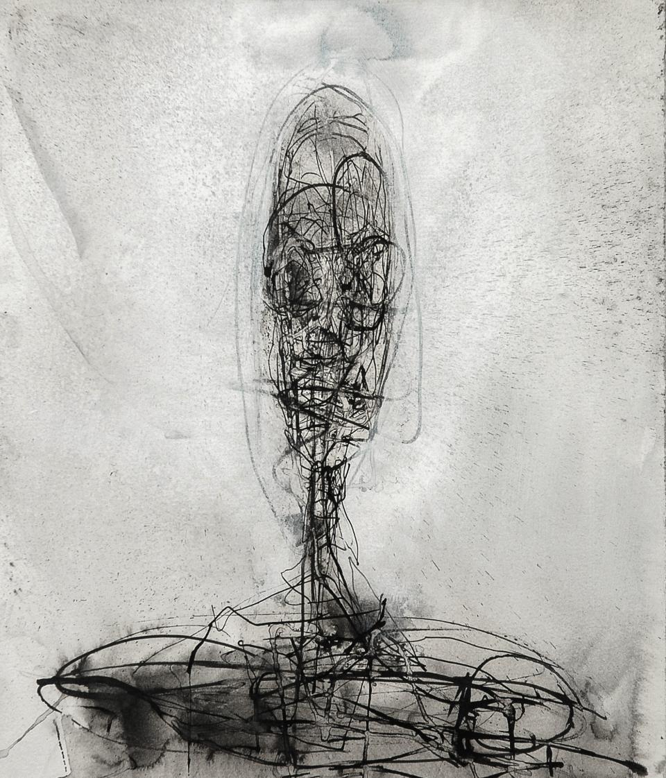 John Forrester Clack   2014   ink on paper